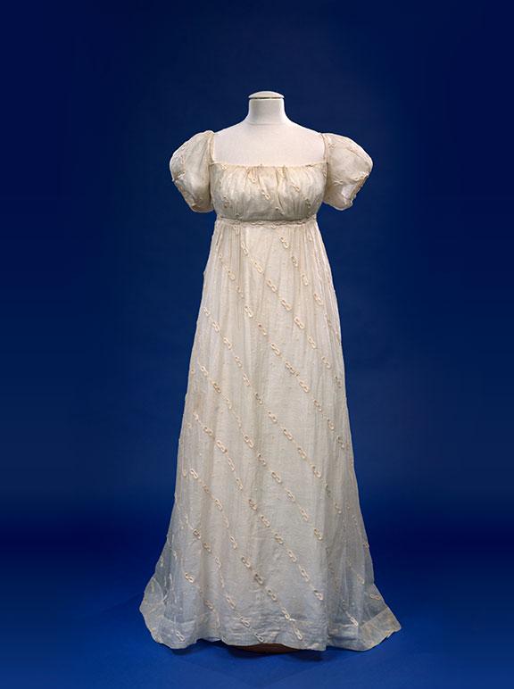 Muslin Dress